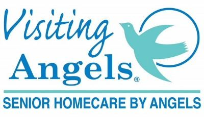 Visiting Angels Stacked logo