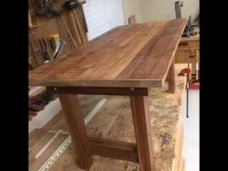 woodshop sess. 5 2017 table 3
