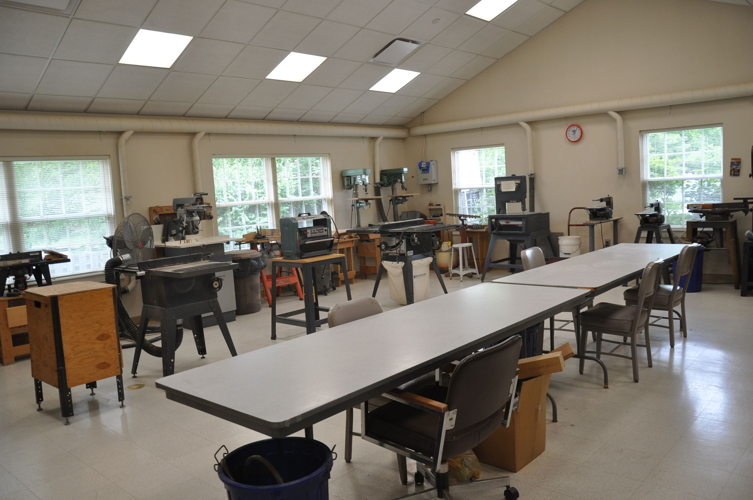 woodshop classes | springfield township arts foundation, oh