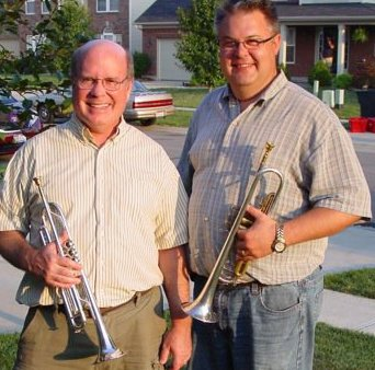 Bruce Haag with Jeff Beights, Fort Wayne, Indiana.jpg